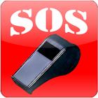 SOS Whistle icon