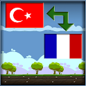 Learn French (Turkish) icon
