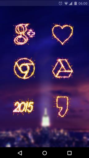 Tha Fireworks - Icon Pack