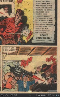 Jesse James Comic Book #6 - screenshot thumbnail