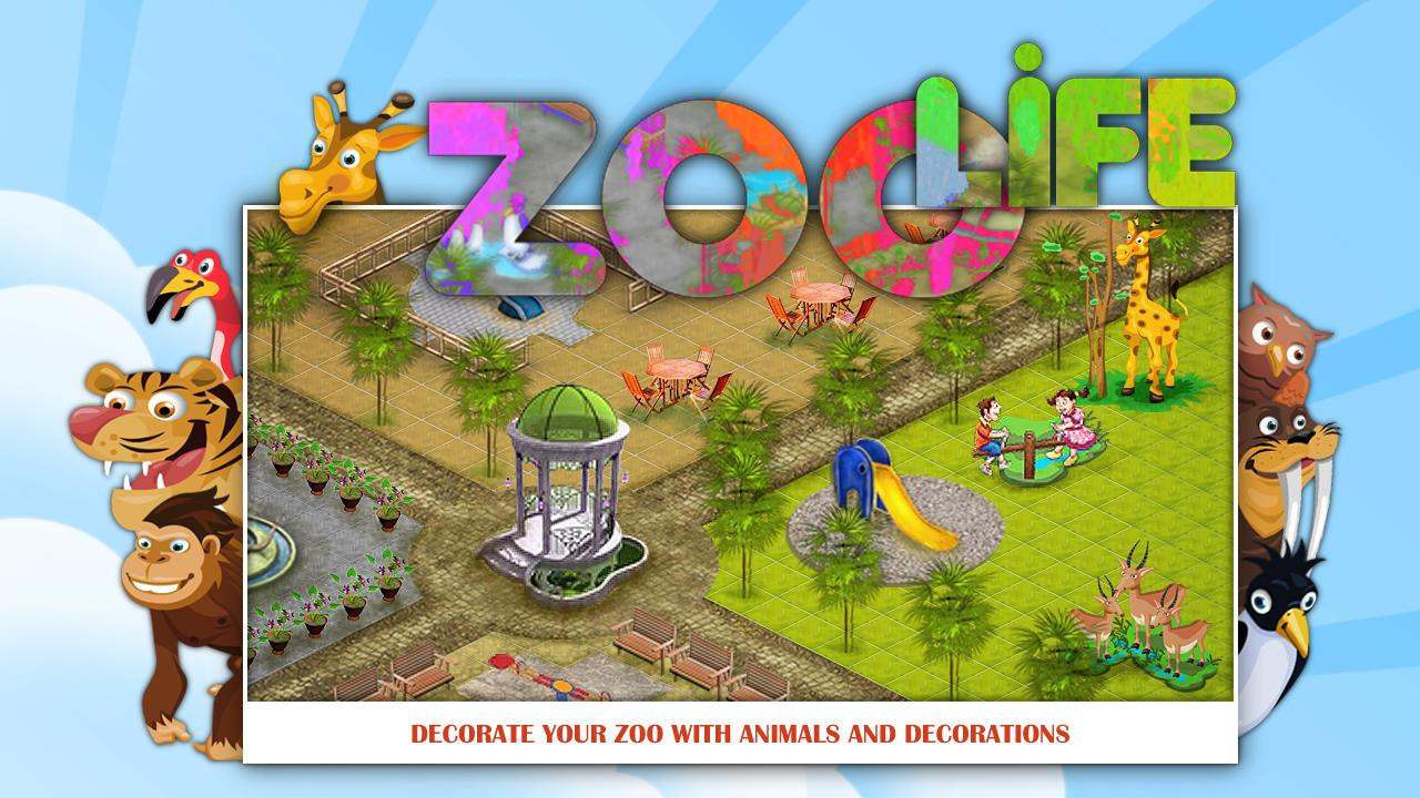 Zoo Life- screenshot