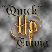 Quick Trivia- Harry Potter