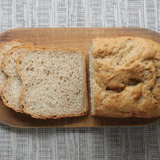 Bread Machine Caraway Rye