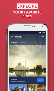 Istanbul Travel Guide - screenshot thumbnail