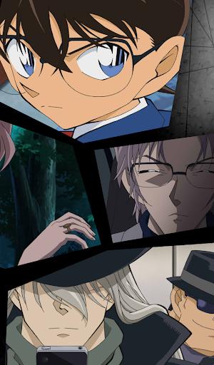 名探偵コナンライブ壁紙3~黒ずくめの組織×FBI~