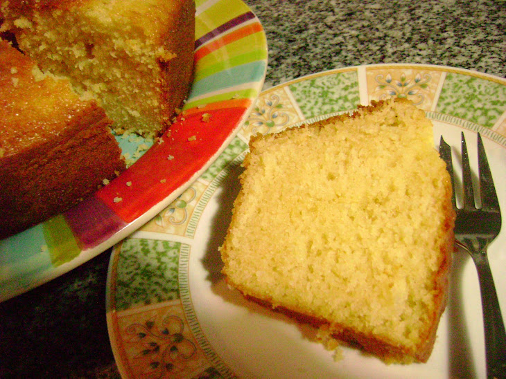 Yogurt and Pudding Cake Recipe