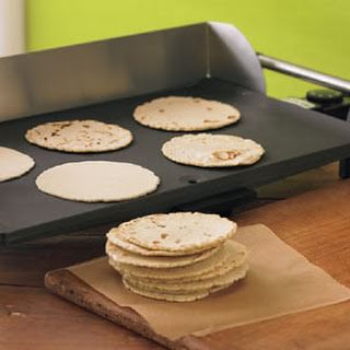 Corn Tortillas.