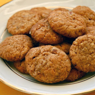 Fig and Almond Cookies.