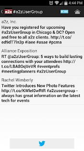 a2z, Inc. screenshot