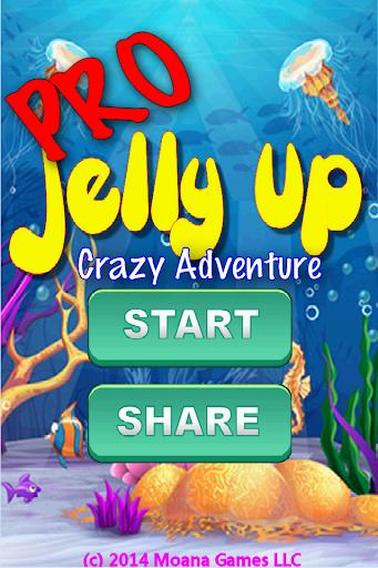 Jelly Up - Crazy Adventure Pro