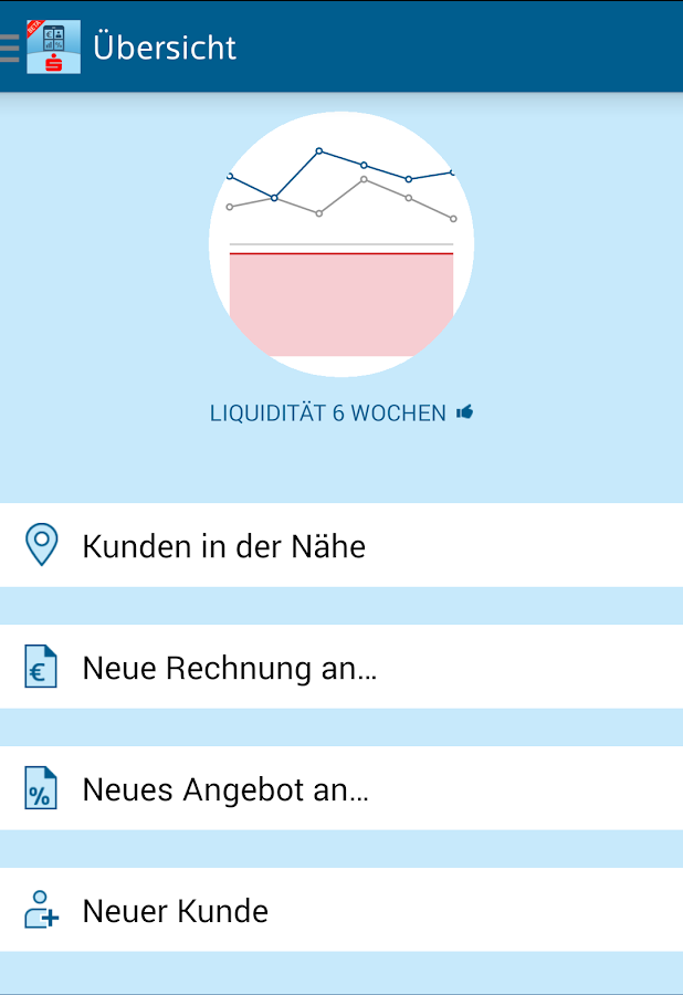 Büro2go- screenshot