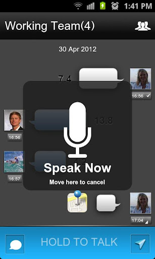 TalkBox Voice Messenger - PTT