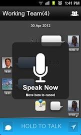 TalkBox Voice Messenger - PTT Screenshot 2