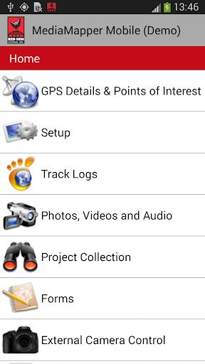Trial MediaMapper Mobile
