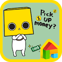 Buggrun(money)Dodol Theme icon