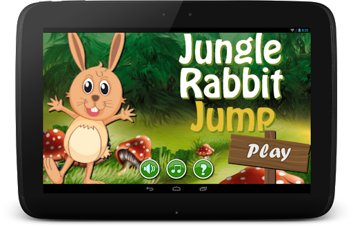 Jungle Rabbit Jump
