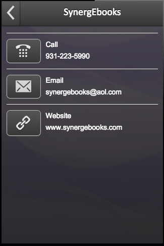 SynergEbooks- screenshot