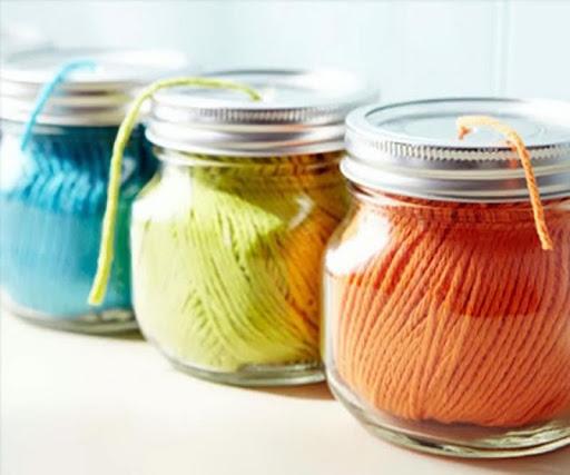 DIY Mason Jars Ideas