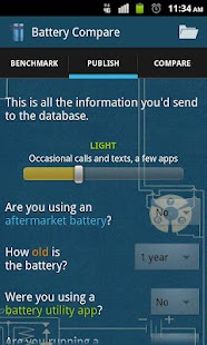 Battery Compare- screenshot thumbnail