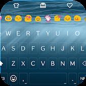 Simple OS Ocean Emoji Keyboard