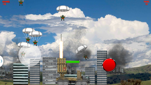 Iron Dome - The Game