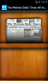The Weirton Daily Times - screenshot thumbnail