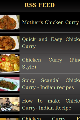 Chicken Curry Recipe Videos