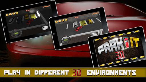 【免費模擬App】Park It 3D-APP點子