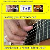 Finger Picking Guitar Intro
