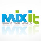 Mix-it - تابع مواقعك المفضلة