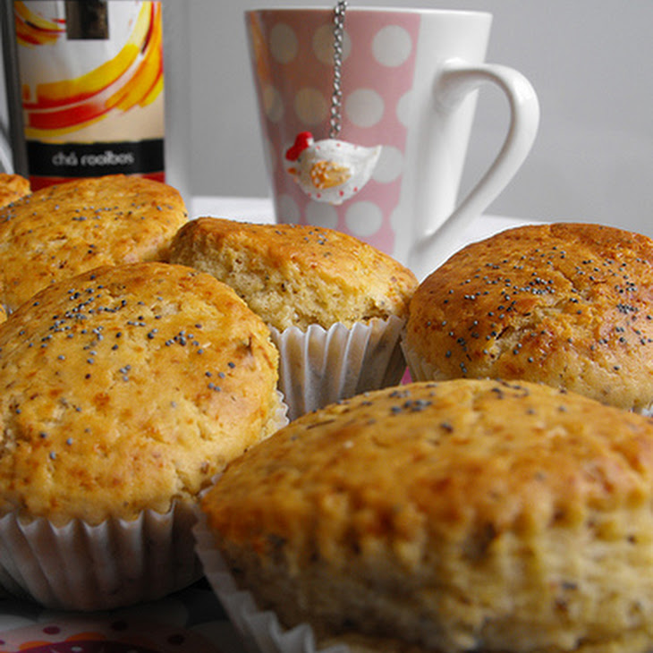 Rooiobos with Wild Berries Tea Muffins Recipe