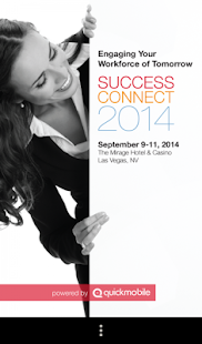 SuccessConnect 2014- screenshot thumbnail