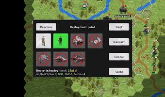 Screenshot of Wargames of 1939 FREE