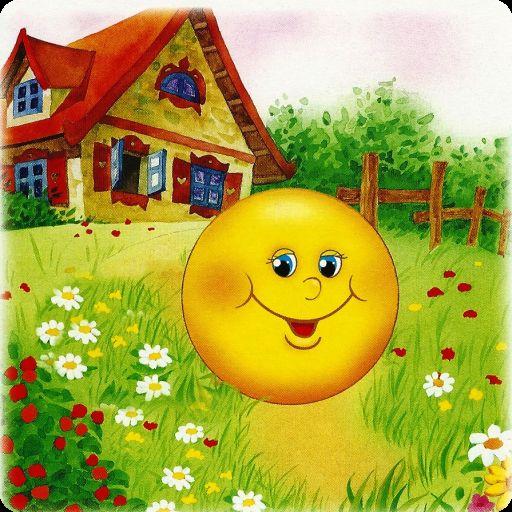 Аудио сказки для детей LOGO-APP點子