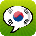 Learn Korean Phrasebook icon