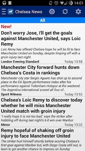 Chelsea News 2