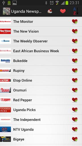 Uganda Newspapers And News