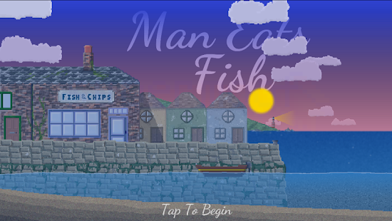 Man Eats Fish Screenshot 1