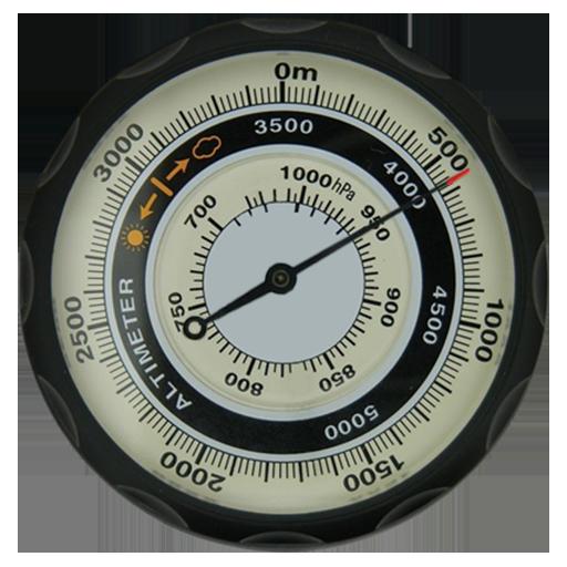 高度计 - 测高仪 PRO 工具 App LOGO-APP試玩
