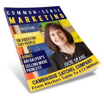 CommonSense Marketing Magazine
