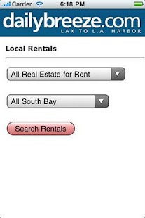 Local Rentals - screenshot thumbnail