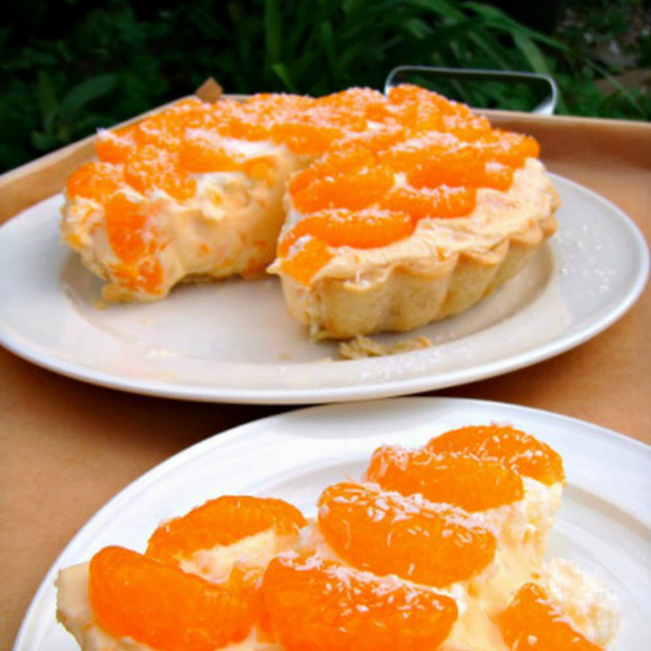 Tropical Mandarin Pie Recipe