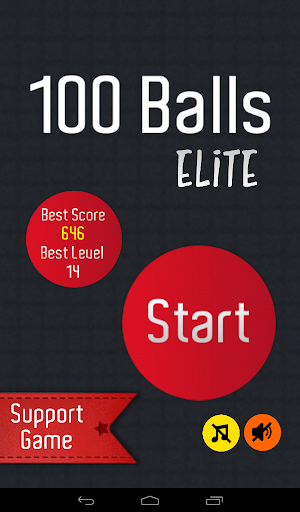 100 Balls Elite