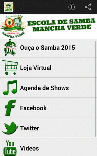 Escola de Samba Mancha Verde