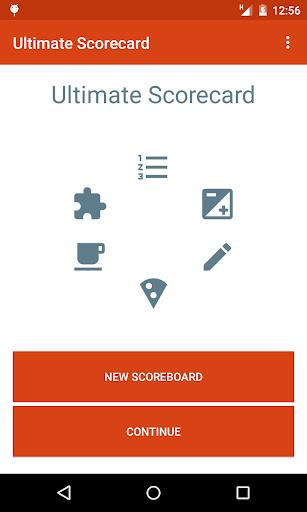 Ultimate Scorecard