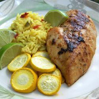 Lime Chicken Breasts Recipe