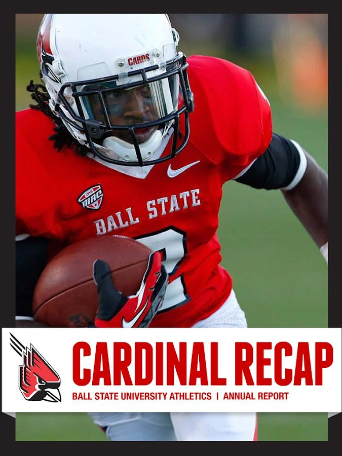 Cardinal Recap - screenshot