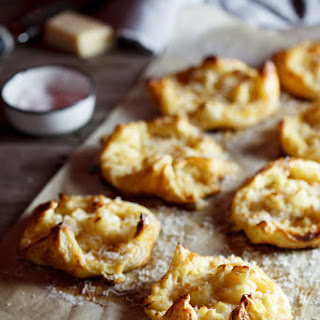 Cauliflower Cheese Pastries