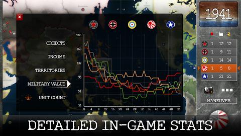 1941: World War Strategy Screenshot 5