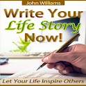 Write Your Life Story Now logo